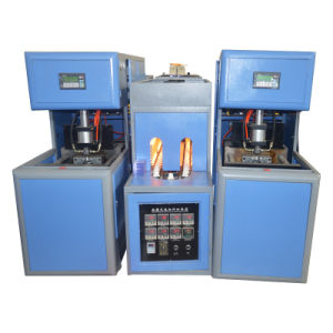 Semi Automatic Water Bottle Manufacturing Machine pictures & photos