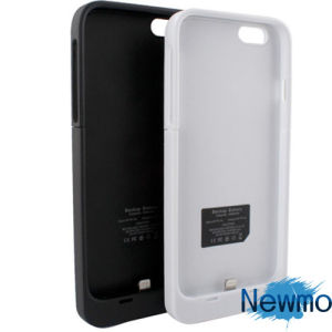 External Power Bank Case Backup Battery Charge Cover