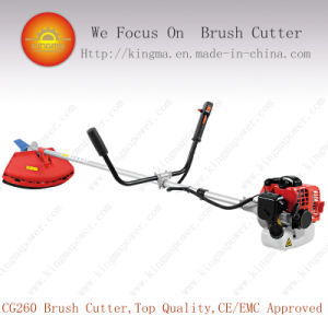 25.4cc High Quality Cg260 Brush Cutter with 1e34f Engine
