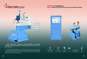 Glass Shape Bevel Edge Machine pictures & photos