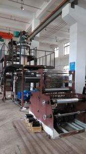 PP Polypropylene Film Blowing Machine pictures & photos