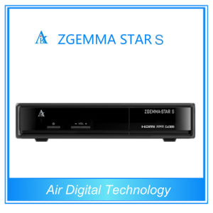 2015 New Zgemma Star S Digital Full HD Linux Operating System Satellite TV Receiver pictures & photos
