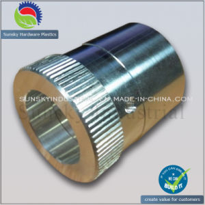 CNC Machining Turned Part for Axle Shaft Sleeve (ST13136) pictures & photos