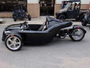 New Electric Three Wheel Motorcycle for Adults