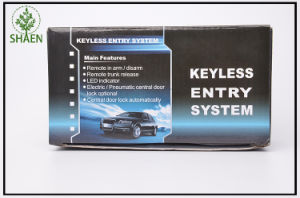 Hot Selling Pke Car Alarm Entry System with Antenna pictures & photos