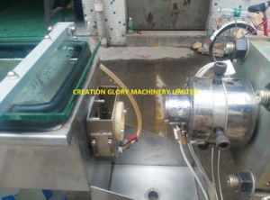 High Output PE Wire Bunching Pipe Plastic Extrusion Line pictures & photos