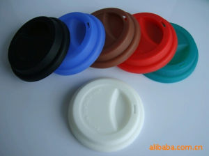 Househould Custom Food Grade FDA Airtight Silicone Cup Lid Cover