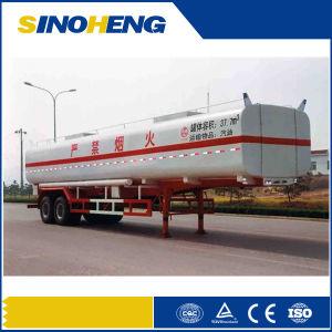 Cimc Quality Fuel Transport Tank Trailer with Volume 30-60cbm pictures & photos