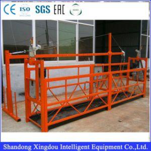 Suspended Platform Zlp630 Steel Painted, Galvanized or Aluminum pictures & photos
