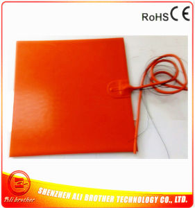 Flexible Silicone Heater for Aluminum Plate 320*320*1.5mm pictures & photos