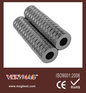 Permanent Strong Rare Earth Ring Magnets