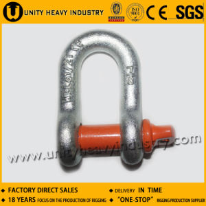 U. S Type G 210 Chain Shackle pictures & photos