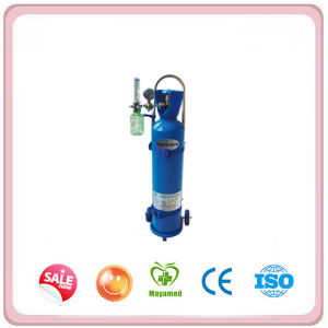 My-N011 High Frequency Alloy Steel 40L Oxygen Cylinder pictures & photos