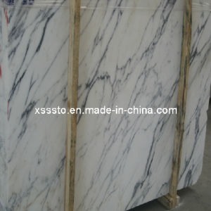 White Arabescato Vagli Marble Slabs (high quality, good selling) pictures & photos