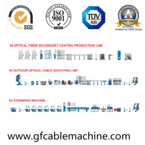 Outdoor Optical Cable Production Line for Loose Tube pictures & photos