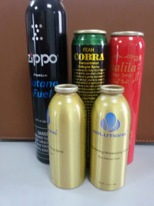 Aluminum Spray Bottle for Perfume
