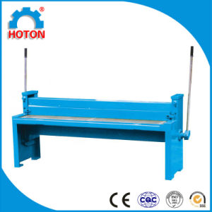 Manual Sheet Plate Shearing Machine (Sheet Metal Cutter Q01-1.5X1500 Q01-1.25X2000 ) pictures & photos