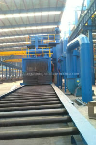 Steel H-Beam Shot Blasting Machine pictures & photos