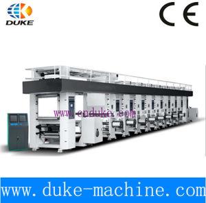 Plastic Film Gravure Printing Machine (ZRAY-8800D)