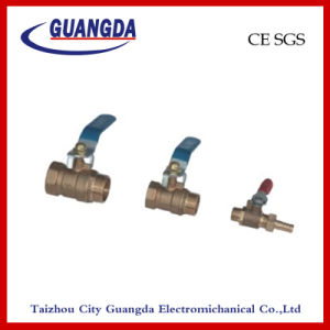 Air Compressor Ball Valve/Air Outlet pictures & photos