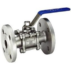 3PC Flanged Ball Valve (Q41F-64P) pictures & photos