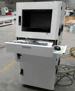 Arc Glass Round Glass Cutting Machine Shape Glass Cutting Equipment pictures & photos