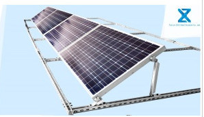 Ballast Type Distributed Roof Solar Bracket System pictures & photos