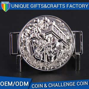 2017 Custom Hot Sales New Style Metal Coin in China pictures & photos