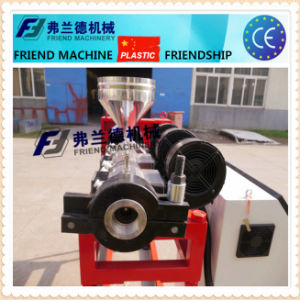 Small Single Screw Mini Plastic Extruder for Lab pictures & photos