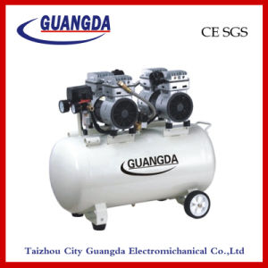CE SGS 65L 800wx2 Oil Free Air Compressor (GD140) pictures & photos