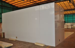 Polyurethane Panel for Storage Room