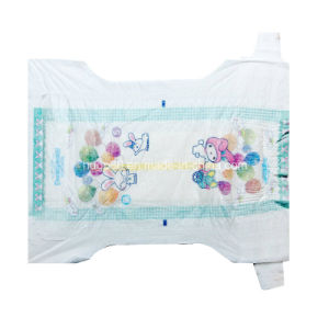 Disposable Baby Nappy with High Quality Good Absorption pictures & photos