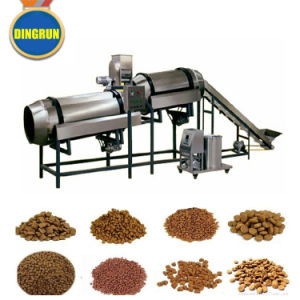 Floating fish feed extruder machine pictures & photos