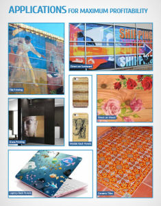 UV Flatedbed Printer on Rigid Surface Boards pictures & photos