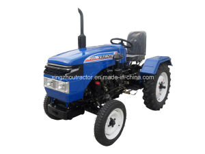 Vertical, Single-Cylinder Farm Tractor, 16HP pictures & photos