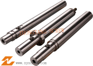 PP PVC Single Screw and Barrel for Injection Molding Machine pictures & photos
