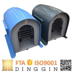Medium Dog House Plastic for Pets pictures & photos