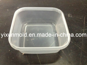 Plastic Lunch Box Injection Mould pictures & photos