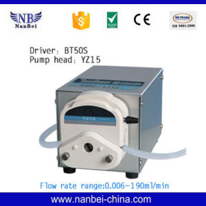 LED Indicator Displays Importer Hose Peristaltic Pump Price pictures & photos