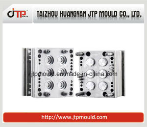 6 Cavity Oil Bottle Cap Mould Injection Mould pictures & photos