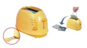 Fixed Roasting Logo Optional Toaster pictures & photos