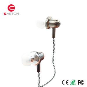 OEM Branding Earphones Wired Plastic Earphones for Wholesale pictures & photos