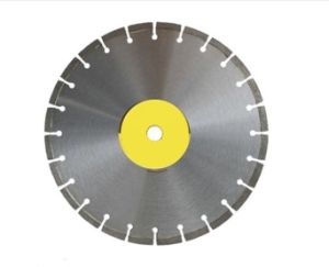 Silver Brazed Diagonal Slot Diamond Saw Blade Cutting Tool for Concrete (JL-DBDS) pictures & photos