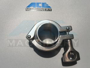 Stainless Stee Sanitary Fittings Clamp with Ferrule Union Complete (ACE-KG-9D) pictures & photos