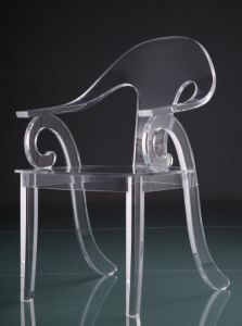 Lucite Transparent Chair/ Acrylic Chair (CY070)