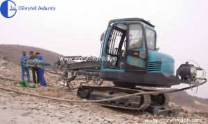 30m Blasthole DTH Drilling Rig pictures & photos