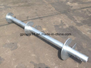 Helical Pile Screw Earth Ground Screw Helical Anchor pictures & photos