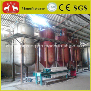 Complete Set of Vegetable Oil Refinery Equipment pictures & photos