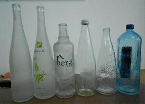 330ml/750ml Custom Made High Clear Mineral Water Bottles pictures & photos