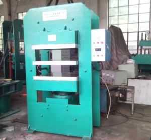 Frame Type Plate Hydraulic Rubber Machine pictures & photos